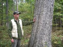 Retired Brigadier General and Consulting Forester Larry Powell has been positively impacting forests for over 40 years. Larry's love for forest management is evident in each AFC client forest.